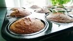 Peanut muffins/boller